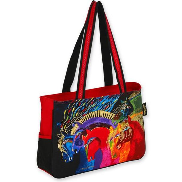 Laurel Burch Wild Horses of Fire Medium Bag - LB4842