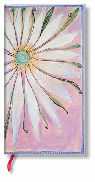 "Laurel Burch Slim Journal Blossoms ""Seraphim"" - PB1639-7"
