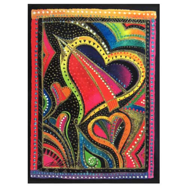 Laurel Burch Valentines Day Card VDG11639