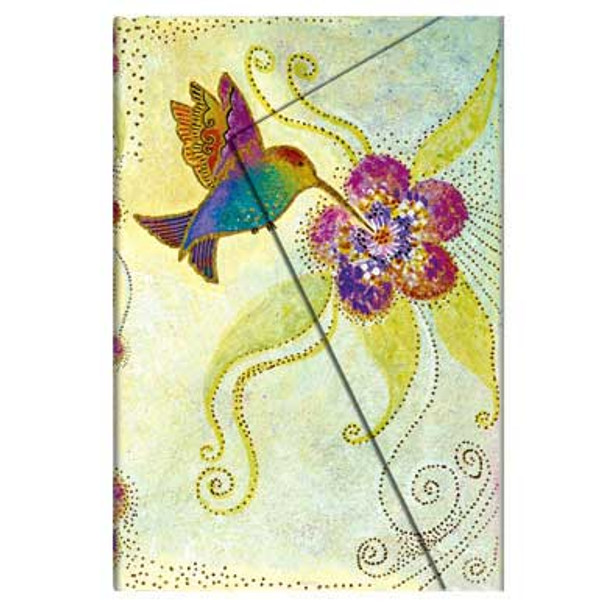 Laurel Burch Journal Hummingbird Midi  1142-2