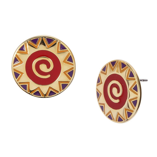 Sundance Stud Laurel Burch Earrings Red - 6032