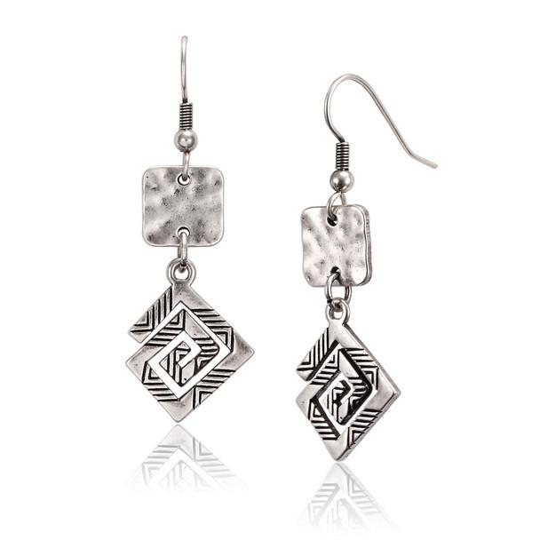Rhythm Laurel Burch Earrings 6090