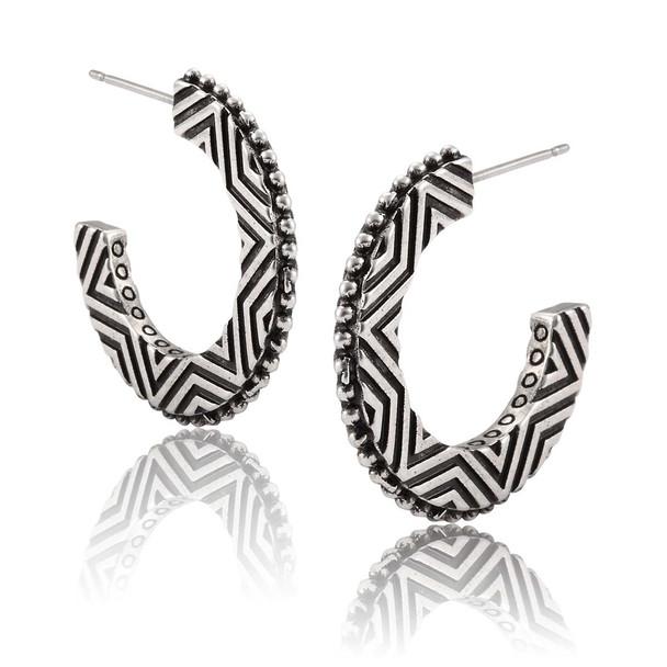 Gypsy Hoop Laurel Burch Earrings 6144