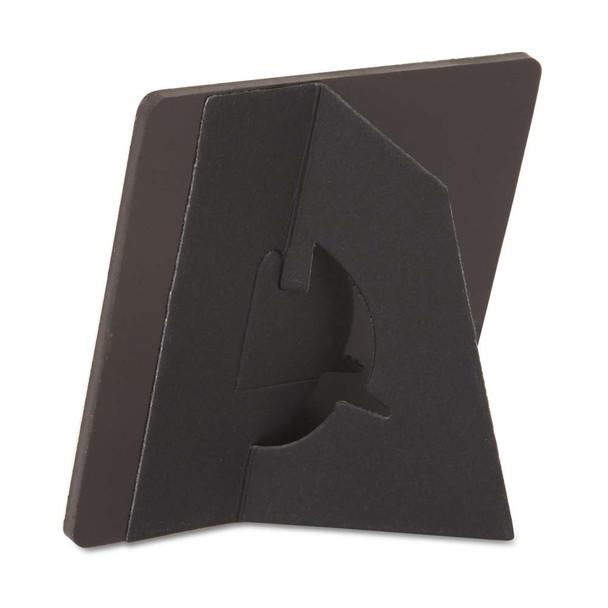 Black Cat Square Cat Magnet 46068