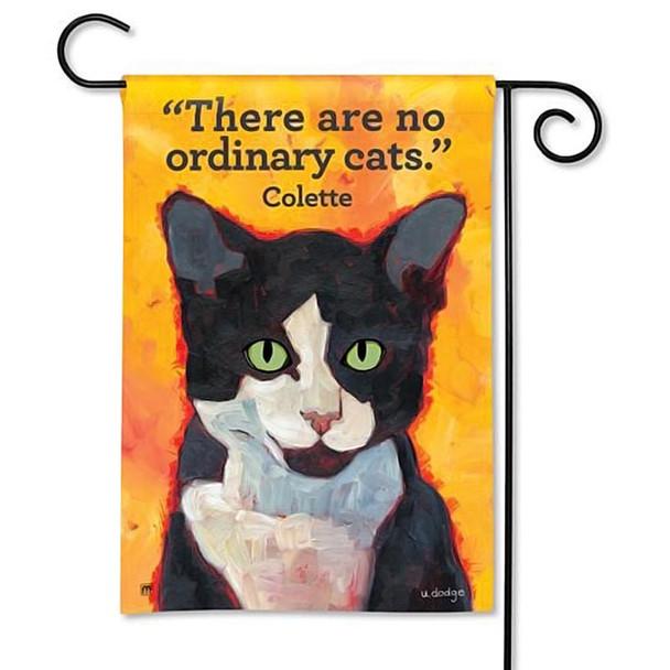 No Ordinary Cats Garden Flag 31183