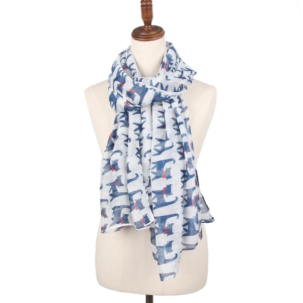 Walking Cats Scarf
