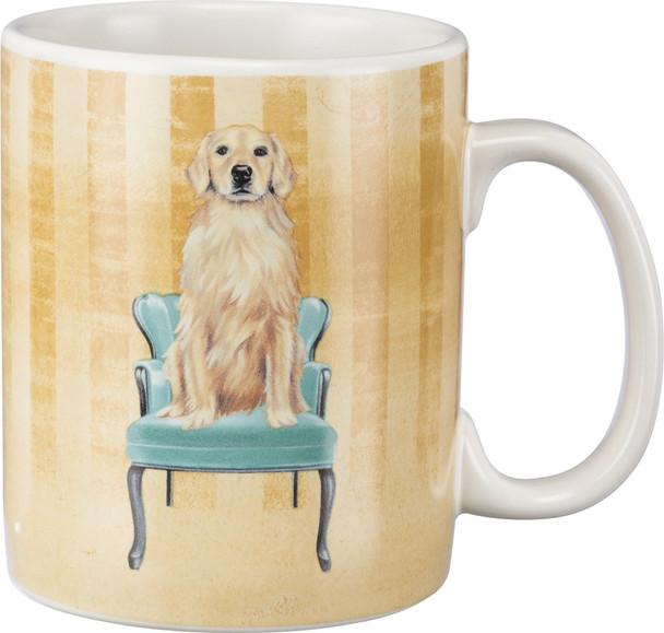 Mug - Golden Retriever - 20 oz