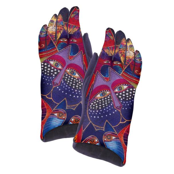 Laurel Burch - Fantasticats Suede Glove