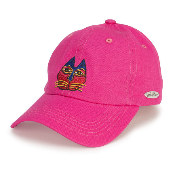 Laurel Burch - Feline Garden Embroidered Ball Cap