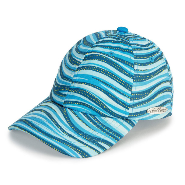 Laurel Burch - Ocean Wave Ball Cap
