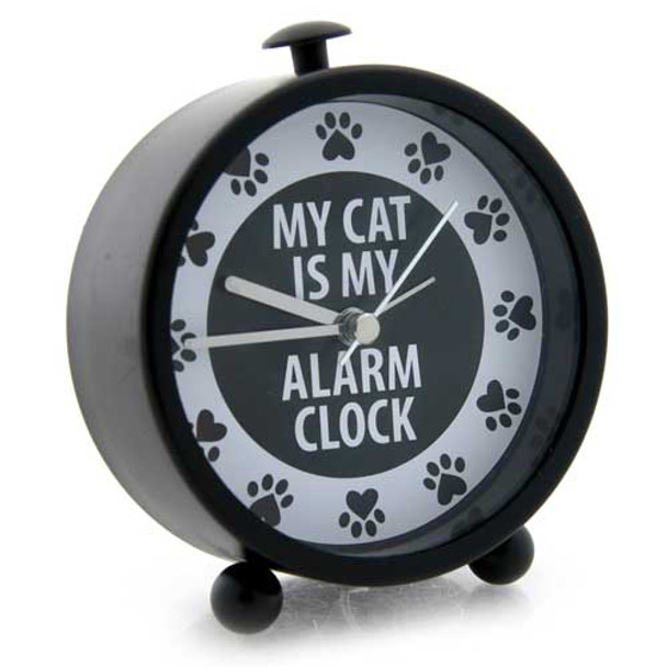 My Cat is My Alarm Clock 4041720