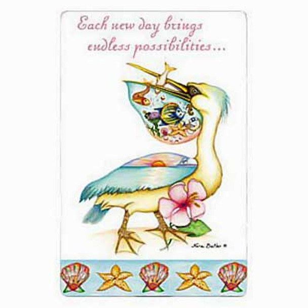 Pelican Daydream Playing Cards 36-219