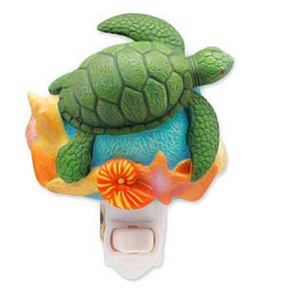 Night Light Turtle By the Shore 840-69
