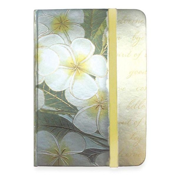Tropical Flowers Notebook Pad