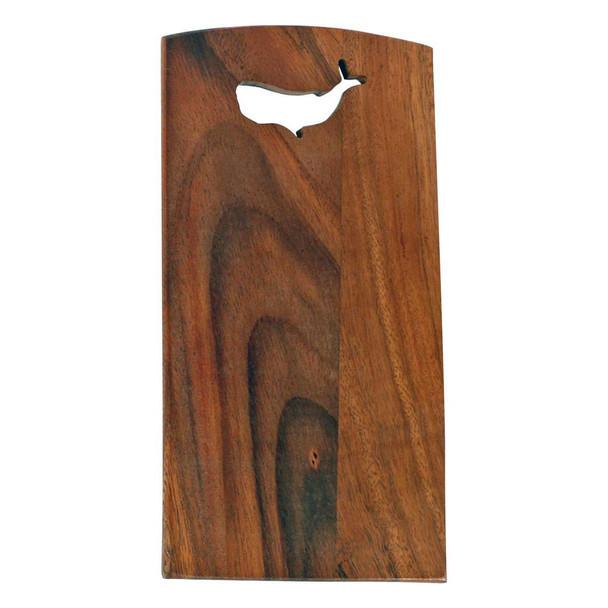 Whale Acaia Wood 11x6 Cutting Board - 20326-W