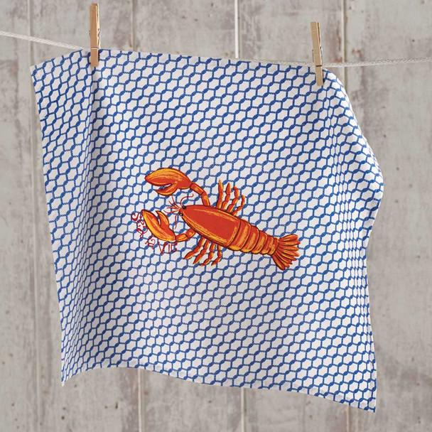 Lobster Flour Sack Towel 4404106