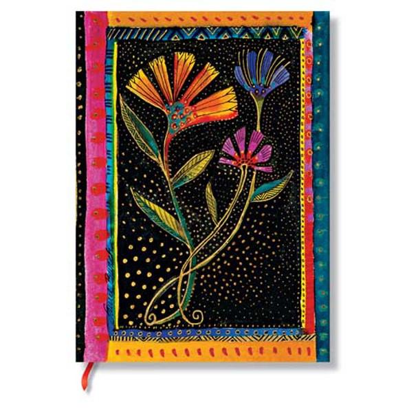 Laurel Burch Journal Nodding Blooms Micro 1632-8