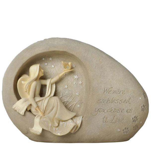 Pet Memorial Figural - Blessed - 4036731