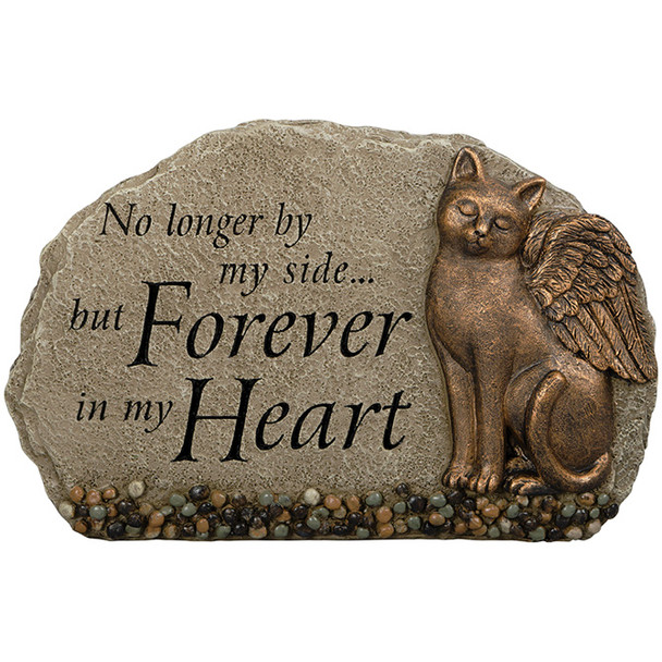 Cat Angel Marker - Forever In My Heart Cat - Cat Memorial 10767