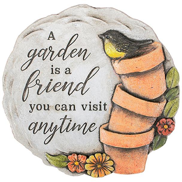 Spring Bird Themed Wall Decor or Garden
