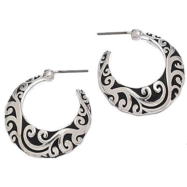 The Grow Hoop Earrings - 9277-57A