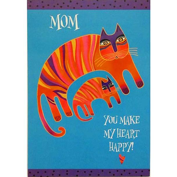 Laurel Burch Mom Birthday Card BRT16990