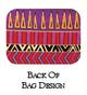 Laurel Burch Egypticats Shoulder Bag LB5250