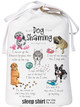 Dog Theme Sleep Shirt Pajamas - Dog Shaming Mischief - 355OT