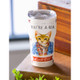 Cool Cat Double Wall Ceramic Companion Cup with Tritan Lid, 13 OZ