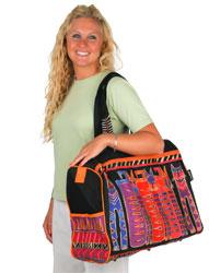Laurel Burch Egypticats Travel Bag