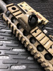 "Unity Tactical HOT Button Rail Mount Laser/Insight 9"" FDE (HBR-IF) 810007880242"