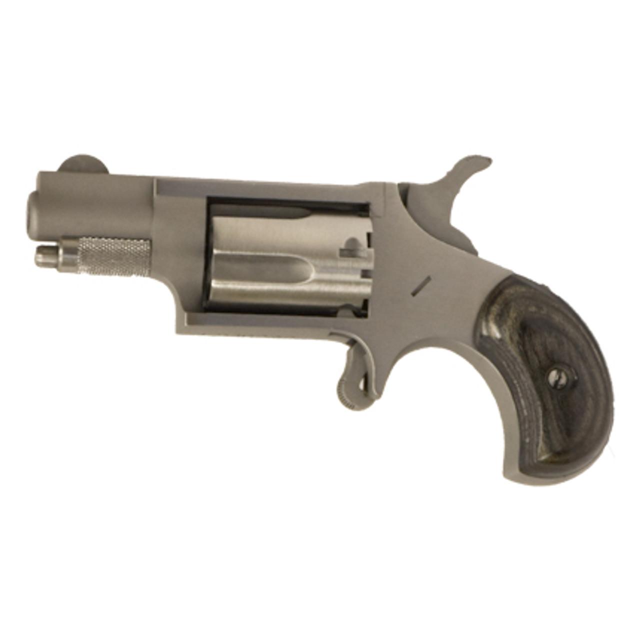 North American Arms BBS-L Skeleton Belt Buckle Holster For Standard Long Rifles