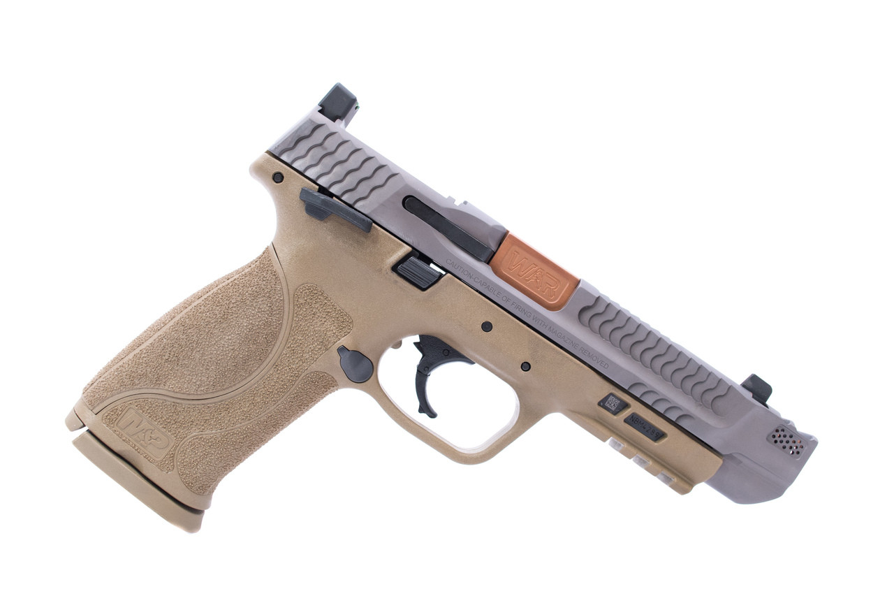 WAR Afterburner M&P 2 0 9MM Bronze Barrel