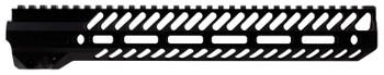 "Seekins Precision Noxs M-Lok Rail 12"" Black"