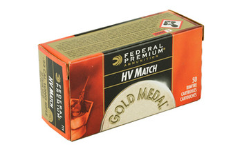 Federal Gold MDL 22Lr 40 Grain Weight SLD 50/5000