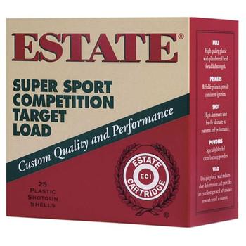 Estate Super Sport 12Ga 2.75'' 1-1/8Oz #7.5 25/Bx