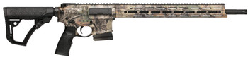 "Daniel Defense 03216 DDM4 Ambush Semi-Automatic 223 Remington/5.56 NATO 18"" 5+1"