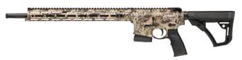 """Daniel Defense 02095 DDM4 Ambush Semi-Automatic 223 Remington/5.56 NATO 18"""" 5+1"""