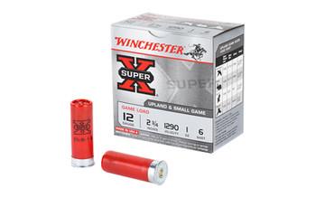 """Winchester Sprx 12Ga 2.75"""" #6 25/250"""
