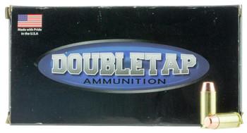 DoubleTap Ammunition 10MM180T50 DT Target 10mm Automatic 180 GR Full Metal Jacke
