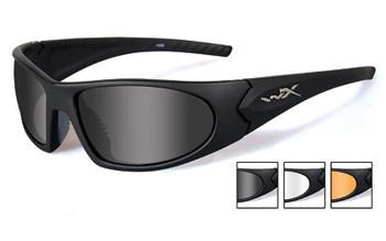 Wiley X Romer 3 3 Lens Pack Matte 1006