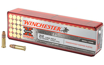 Winchester Sprx 22Lr HV 40 Grain Weight PPP 100/20