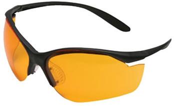 Howard Leight Vapor II Black Fr/Orange Lens R01537