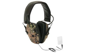 Howard Leight Impact Elect Muff Fldng Camo