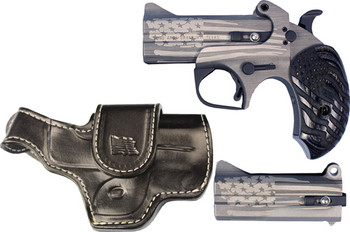 """Bond Arms Arms OLD Glory 3.5"""" BBL .45Lc/410 & .357"""