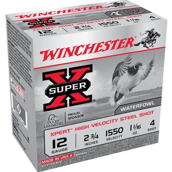 Winchester Super-X Xpert HV Steel 12Gauge 2.75' 1-