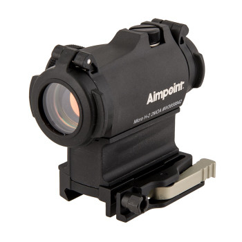 Aimpoint T-2 2 MOA LRP Mount 39mm Spacer