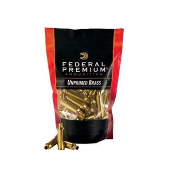 Federal Unprimed Brass 223 REM 100/Bag P223UPB100