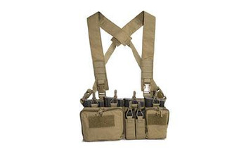 Haley Strategic Heavy Chest RIG Coyote Brownote
