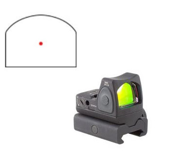 TRIJICON RMR AS LED 3.25 MOA RED RM34W*